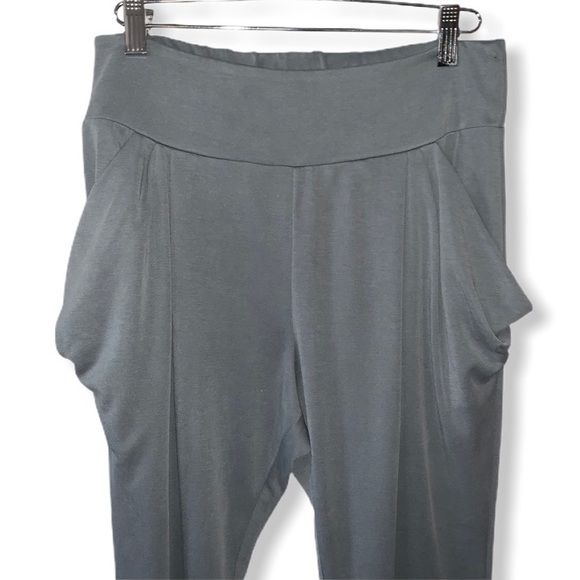 Free People Pants - Free People Grey Comfy Joggers